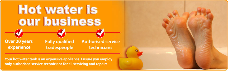 hot water installers central coast